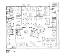 office plan interiors. Gallery Of JWT Headquarters / Clive Wilkinson Architects - 11 | Office Plan, Layout Plan And Pool Spa Interiors