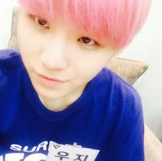 Woozi | Kiss The Radio [150703] Seventeen
