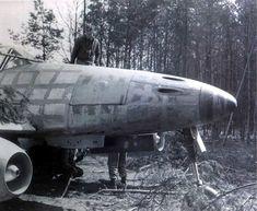 ME 262 A-1a W.Nr.111711