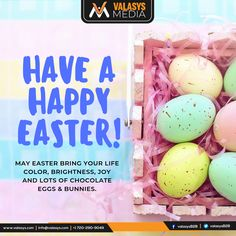 Celebrate this day with peace, love and bliss. Have a blessed and holy Easter!