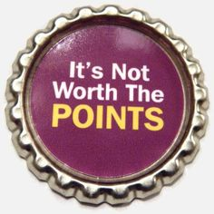 Motivational Magnet by January1Everyday on Etsy, $2.50-++points, carbs, calories, money....j nay