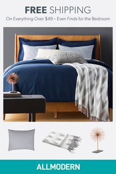 Sign up on AllModern and find what you need for your bedroom.Visit AllModern today to explore our selection and sign up for exclusive access to deals for your modern home. Free shipping on orders over $49!