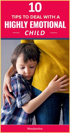 Does your kid have frequent emotional outbursts? It can be challenging for you to handle. Know here how to deal with an emotional child and problems.
