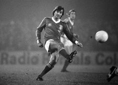 George Best...once a blue, always a blue!