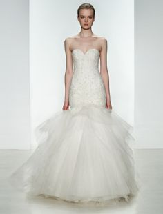 Kenneth Pool Isa K454, $3,285 Size: 10 | New (Un-Altered) Wedding Dresses