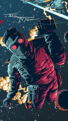 Marvel hd wallpapers for phone Guardian of the Galaxy Peter Quill aka star Lord Marvel Comic Universe, Comics Universe, Marvel Cinematic Universe, Marvel Fan, Marvel Heroes, Marvel Avengers, Asgard Marvel, Avengers Memes, Captain Marvel