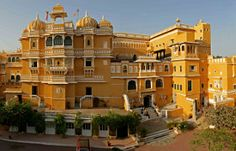 Deogarh Mahal; Privatreise Royal Rajasthan Relaxed