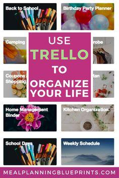 How to use Trello to