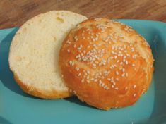 Chef Blog, Hamburger, Bread, Food, Brot, Essen, Baking, Burgers, Meals