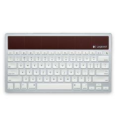 Logitech (Logicool in Japan) Wireless Solar Keyboard K760E