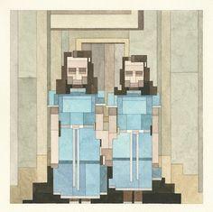Il pixel-impressionismo di Adam Lister | PICAME