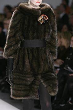 J. Mendel at New York Fashion Week Fall 2009 - StyleBistro