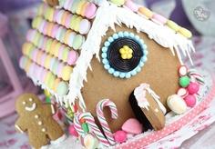 La maison en pain d'épices - - Féerie Cake