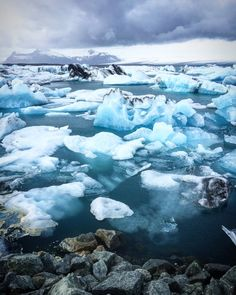 Iceland+Glacier+Bay