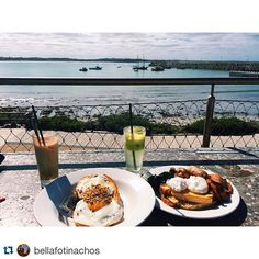 #Repost @bellafotinachos  morning glory @pavilioncafebar #eat3280 #pavilion3280 #love3280 #Warrnambool #warrnamboolcafe #warrnamboolbreakwater #destinationwarrnambool by destinationwarrnambool