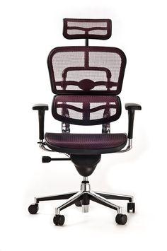 Fotel biurowy Ergomax Ergohuman - Model 2012 Chair, Model, Furniture, Home Decor, Homemade Home Decor, Scale Model, Home Furnishings, Interior Design