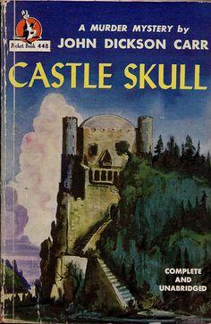 Pocket Book 448 by uk vintage on Flickr.Castle Skull
