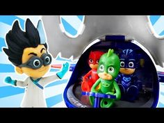 Die Pyjamahelden und Romeo - Abenteuer mit PJ Masks - 4 Kindervideos am Stück - YouTube Sonic The Hedgehog, Youtube, Fictional Characters, Adventure, Projects, Fantasy Characters, Youtubers, Youtube Movies