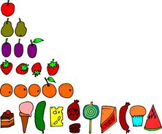 """hungry caterpillar"" food- great sequencing activity- can you remember what he ate and when??"