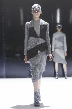 Anrealage Ready To Wear Fall Winter 2016 Paris