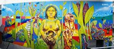 Resultado de imagen para mural latinoamerica