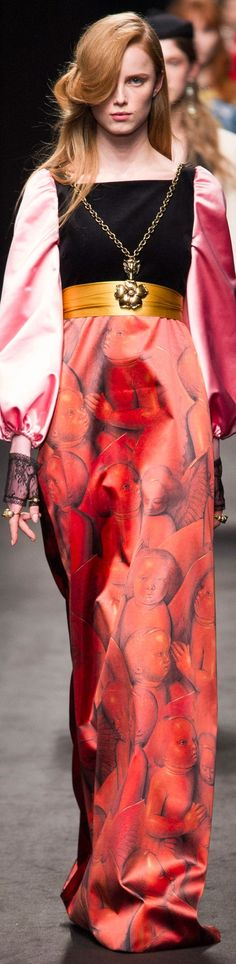 Gucci - Fall Ready to Wear 2016