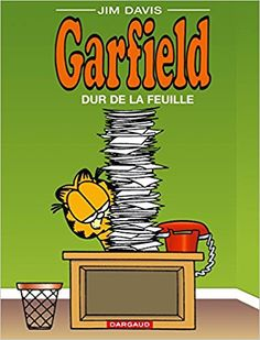 Bande Dessinée - Garfield, tome 30 : Dur de la feuille - Jim Davis - Livres Bd Garfield, Garfield Cartoon, Jim Davis, Looney Tunes, 30th, Characters, American, Livres, Figurines