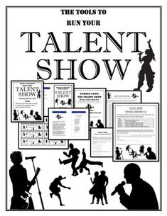 This is a complete kit with tips to run your School Talent Show.Here is what you…
