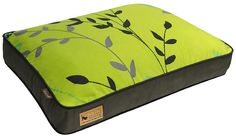 P.L.A.Y. Pet Lifestyle And You Rectangular Bed - Greenery