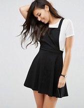d7f8bda81b2d6 DESIGN mini t-shirt dress with smock back in 2019 | Family events 'n ...