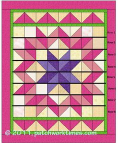 Carpenters Star......love it. My sister gave me the pattern and I will make this one day soon.
