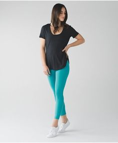 Pin for Later: Beachy Hues and Ocean Blues: Vacation-Inspired Activewear Lululemon Align Pant Lululemon Align Pant ($98)