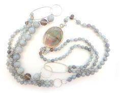 #necklace #jewelry CollanaARGENTO collezione STARLINE - RC 945