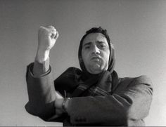 Alberto Sordi in ' I Vitelloni', 1953, directed by Federico Fellini
