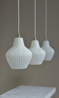 Waved white glass and brass pendant light-haes-antiques-DSC_4006CR FM_main_636370155156064028.jpg