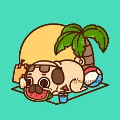 Loads more Pug per gallon. Funny Pug vines of 2014 part 2 Best Funny Pug Vines of 2014 Part 2 Loads more Pug per gallon. Funny Pug vines of 2014 part 2 Cute Animal Drawings Kawaii, Cute Kawaii Animals, Cute Disney Drawings, Kawaii Drawings, Kawaii Art, Easy Drawings, Pug Wallpaper, Pug Cartoon, Baby Pugs