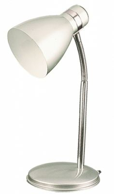 lampa de birou aurie cu gat flexibil PATRIC 4206 marca Rabalux