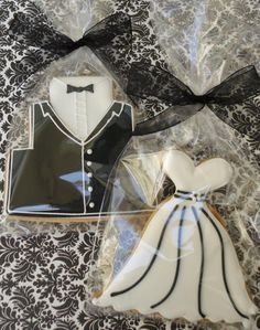 Wedding Favors from carriescookies.com