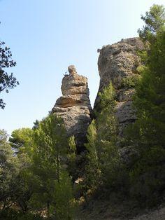 Sortir amb nens a la muntanya de Santa Bàrbara #sortirambnens