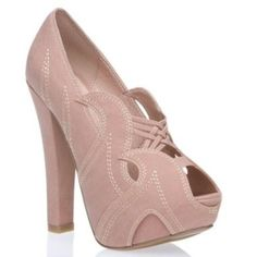 "Selling this ""Shoedazzle 'Amarissa' Blush Colored Pump Design"" in my Poshmark closet! My username is: bal91. #shopmycloset #poshmark #fashion #shopping #style #forsale #Shoe Dazzle #Shoes"
