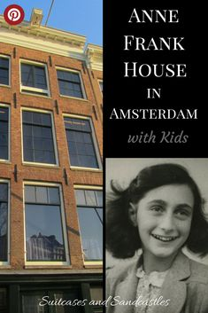 What's it like inside the Anne Frank House in Amsterdam? Find out about visiting the Secret Annexe where Anne Frank and her family hid for two years during the Second World War. See the moving bookcase which hid the secret door, the postcards Anne stuck to her bedroom wall and the attic where Peter slept. See the original diary. Find out how to avoid the long queues and whether it's suitable for children. #annefrankhouse #familytravelamsterdam #whattodoinamsterdam
