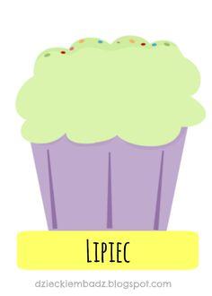 Kalendarz urodzinowy dla dzieci do pobrania. Kindergarten, Classroom, How To Plan, School, Minka, Blogging, Nice, Paper, Kindergartens