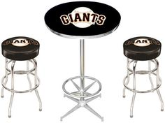 Use this Exclusive coupon code: PINFIVE to receive an additional 5% off the San Francisco Giants Pub Table Set at sportsfansplus.com