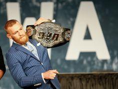 Conor McGregor: Vermögen und Einkommen des UFC-Champions 2017
