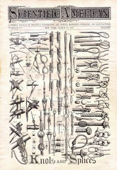 Knots & Splices 1871 Steampunk Victorian Era by SurrenderDorothy