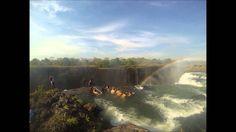 World's Most Dangerous Devil's Pool at Victoria's Falls