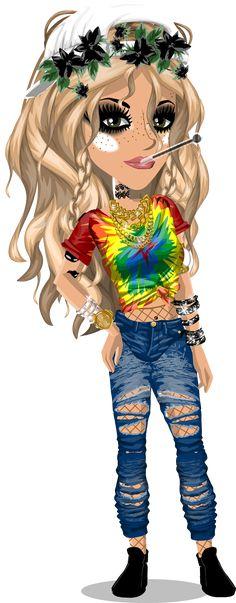 (~ Don't copy pleaae ~) Rainbow + Basic