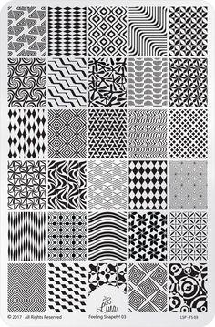 Line art doodles zentangle patterns shape 22 Trendy ideas Doodle Art Drawing, Zentangle Drawings, Drawing Tips, Manga Drawing, Zentangles, Zentangle Patterns For Beginners, Doodle Patterns, Pattern Drawing, Pattern Art