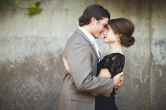 incredible engagement shoot. love. casual and formal looks.
