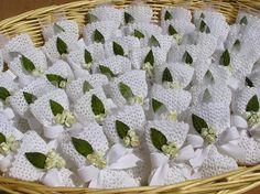 Bildergebnis für bomboniere all'uncinetto matrimonio